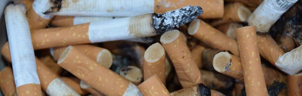 Hypnose Templin - aufgerauchte Zigaretten