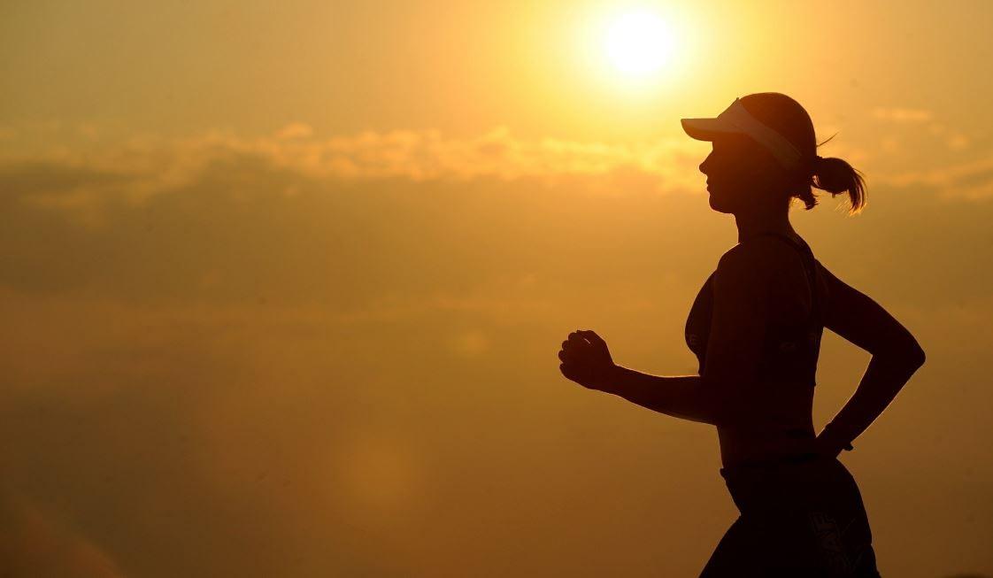 Nichtraucher Verdauung - Sport hilft (Symbolbild)