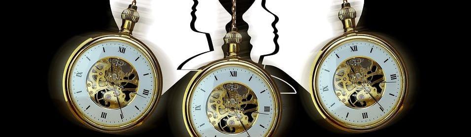 Hypnose Rauchen Erfahrungen - Pendeluhr als Symbol
