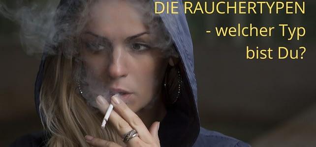 Die Rauchertypen – findest du dich dabei wieder?