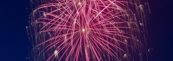 Rauchstopp zum Jahreswechsel - Feuerwerk