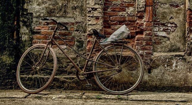 Hypnose mobil erleben - ein Fahrrad als Symbolbild