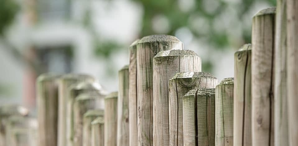 Glaubenssätze als Filter - Zaun als Symbol für Grenzen